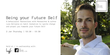 Being your Future Self tickets