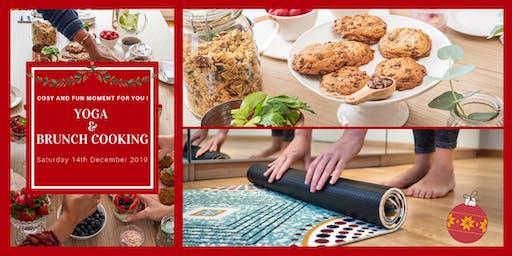 Yoga & Brunch Cooking