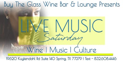 Live Music Saturday's | Houston