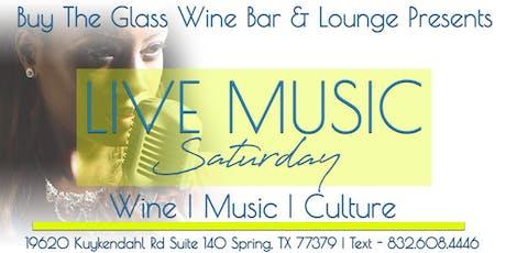 Live Music Saturday's   Houston  tickets
