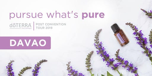 Davao Post Convention Tour - doTERRA Philippines