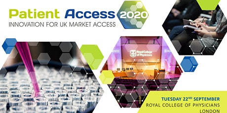Patient Access 2021 tickets