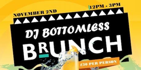 The Malt House and Bearded DJ Bottomless Brunch tickets