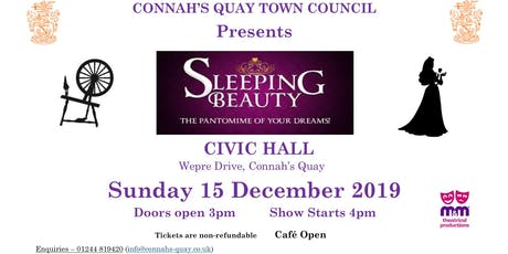Pantomime - Sleeping Beauty tickets