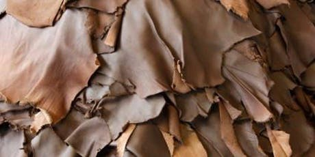 LEATHER INDUSTRY PANEL DISCUSSION AT BUYERS.FASHION tickets