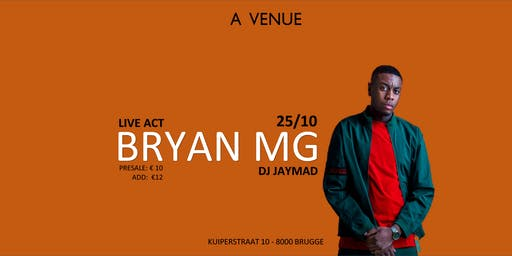 Bryan MG / Avenue Brugge