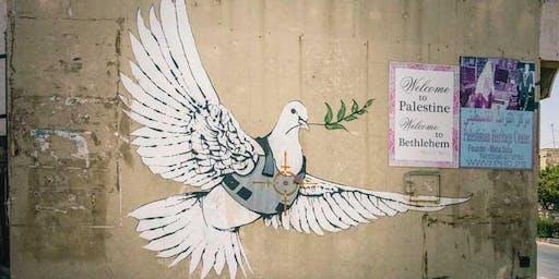 Amos Trust Bethlehem carol service - Canterbury