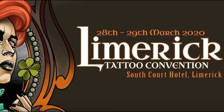 Limerick Tattoo Convention tickets