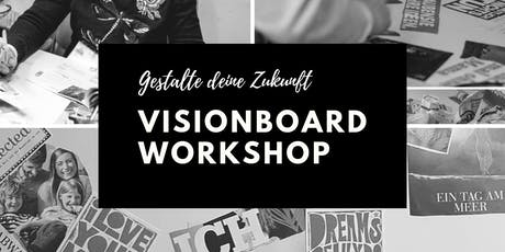 Visionboard Workshop Hamburg Tickets