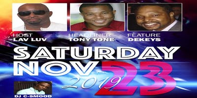 FT. PIERCE, FL- Phatt Katz Comedy: One City at a Time