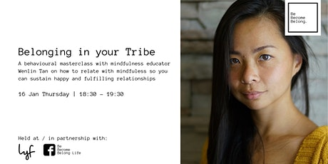 Belonging in your Tribe tickets