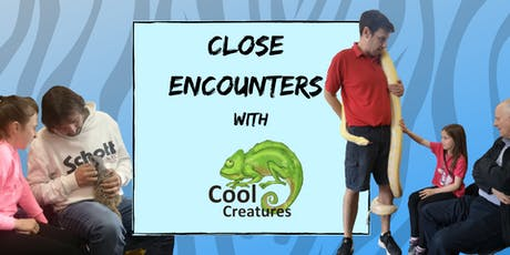 Close Encounters with Cool Creatures tickets