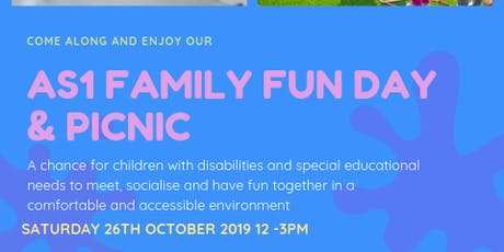 As1s family fun day & picnic tickets