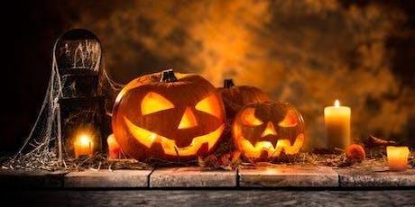 Halloween doTERRA essential oil workshop tickets