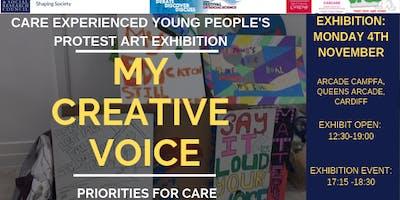 ESRC Festival of Social Science: My Creative Voice Exhibition