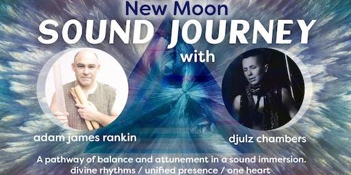 Sound Journey / New Moon - Rosebud, VIC / Adam James Rankin