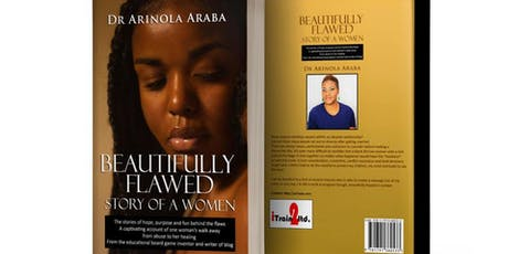 Pen to Print: Beautifully Flawed - Book Signing & Launch by Arinola Araba  tickets