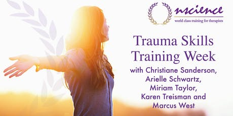 Trauma Skills Training Week tickets