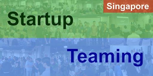 Startup Teaming - Singapore