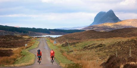 An evening cycle and Hostel microadventure with Alpkiteer Al Humphreys tickets