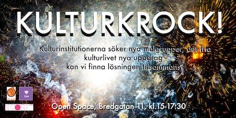 Kulturkrock! tickets