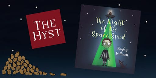 The Night of the Space Spud' Book Launch Event