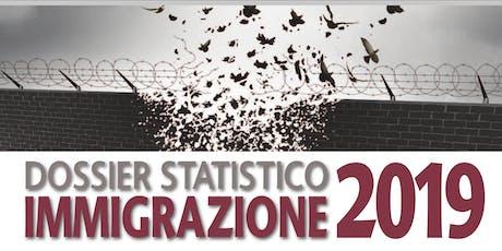 Presentazione Dossier Statistico Immigrazione - 2019 - Bologna biglietti