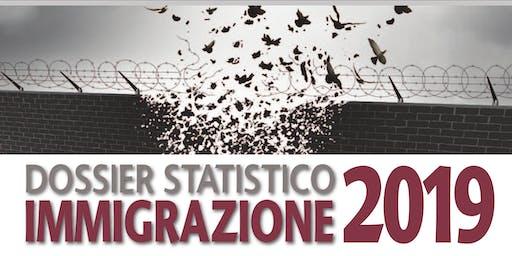 Presentazione Dossier Statistico Immigrazione - 2019 - Bologna