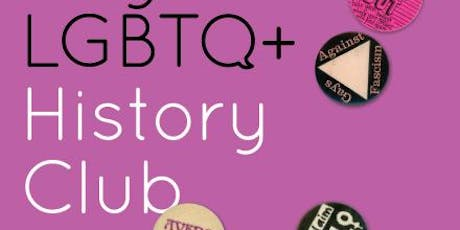 Brighton LGBTQ+ History Club tickets