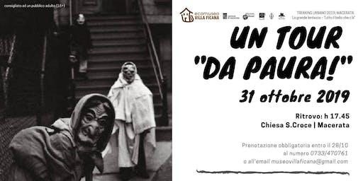 """Un tour """"da paura!"""" - Trekking Urbano 2019"""
