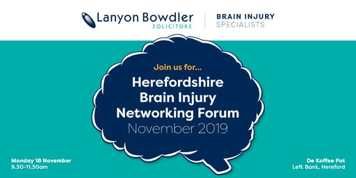 Herefordshire Brain Injury Networking Forum
