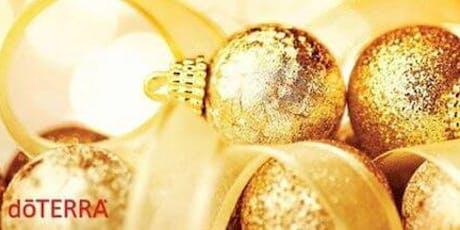 The 12 sprays of Christmas - DIY toxin-free tickets