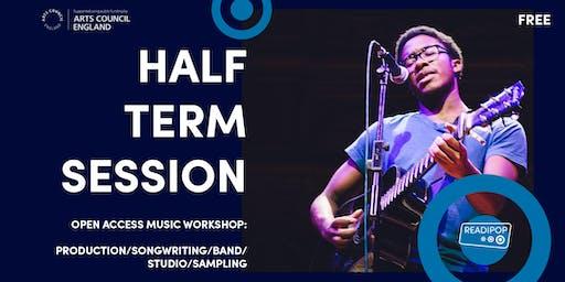 Half Term session