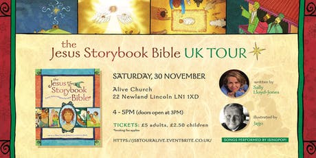 The Jesus Storybook Bible Advent UK Tour tickets