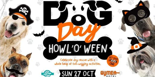 Pound Paws Howl'o'ween Dog Day