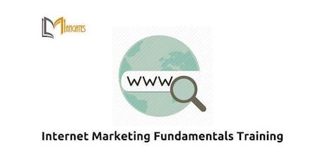 Internet Marketing Fundamentals 1 Day Training in Geneva tickets