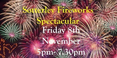 Sotterley Bonfire Night tickets