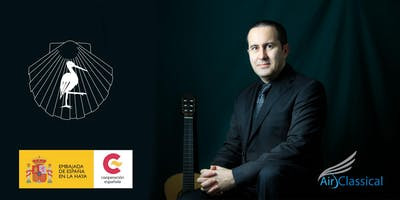 Den Haag | Gitaar concert | José Manuel Dapena uit Spanje