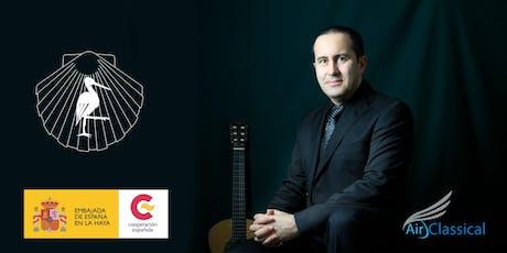 Den Haag | Gitaar concert | José Manuel Dapena uit Spanje entradas