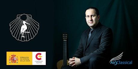 Den Haag | Gitaarconcert | José Manuel Dapena uit Spanje tickets