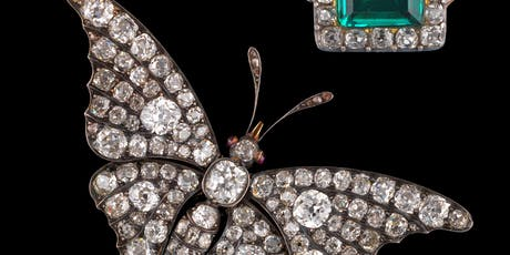A History of Jewellery from Elizabeth 1 to Elizabeth Taylor tickets