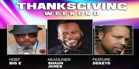 HINESVILLE, GA- Thanksgiving Weekend tickets