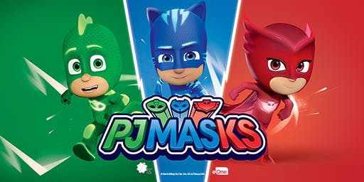 Come and meet the PJ Masks gang!