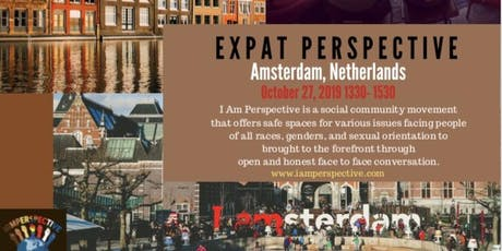 The Expat Experience: A Perspective Living Abroad tickets