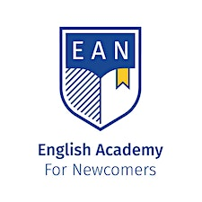 English Academy for Newcomers (EAN) logo
