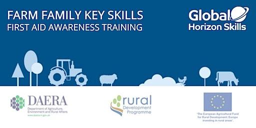 FREE Farm Family Key Skills First Aid Awareness