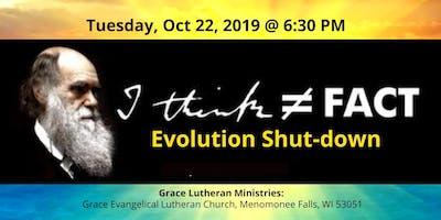 Evolution Shut Down 101 - Menominee Falls, WI