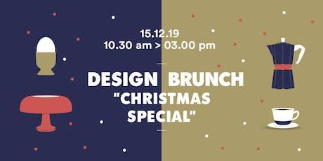 "Design Brunch ""Christmas Special"" tickets"
