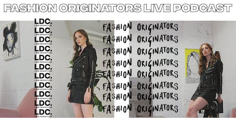 LDC x Fashion Originators LIVE: What Sustainable Fashion Really Means tickets