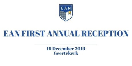 EAN First Annual Reception (2019) tickets